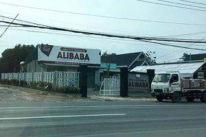 Bộ Công an khám xét 2 văn phòng của công ty địa ốc Alibaba ở Đồng Nai