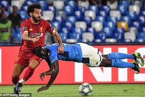Napoli 2-0 Liverpool: Những sai lầm liên tiếp của hàng thủ khiến Liverpool trả giá