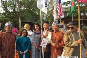 Việt Nam dự liên hoan và triển lãm nghệ thuật quốc tế ở Indonesia