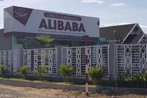Nóng: Bộ Công an đang khám xét văn phòng của Địa ốc Alibaba tại Đồng Nai