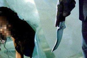 Cấp cứu người phụ nữ bị chồng dùng dao đâm thấu ngực
