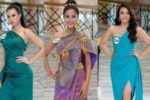 Nhan sắc chênh lệch của thí sinh Hoa hậu Hoàn vũ miền Bắc: Người được khen vì xinh lạ, kẻ lộ rõ khuyết điểm kém xinh
