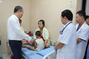 Hơn 30 trẻ mầm non nghi bị ngộ độc ở Phú Thọ đang hồi phục sức khỏe