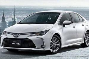 Chưa có kế hoạch nhập khẩu Toyota Corolla Altis 2020 về Việt Nam