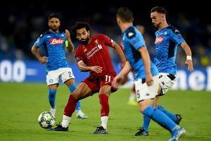 Salah tịt ngòi, Liverpool thua tức tưởi Napoli trận mở màn