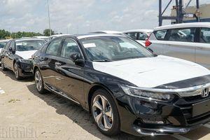 Honda Accord mới cập cảng, chờ ngày tung ra thị trường Việt