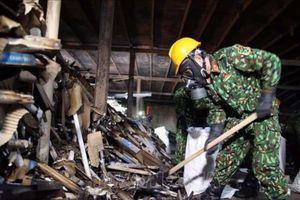 Từ vụ cháy ở Rạng Đông: Đánh giá lại quy trình ứng phó rủi ro
