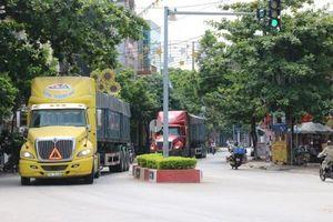 Quảng Ninh: Cấm xe tải từ 4 trục trở lên 'xuyên tâm' nội thị Quảng Yên