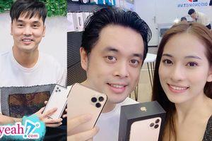 Những sao Việt đầu tiên sở hữu iphone 11 dù chưa mở bán chính thức tại Việt Nam