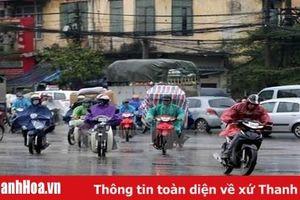Cảnh báo mưa ở Thanh Hóa từ ngày 18 đến 21-9-2019