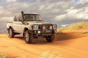 Toyota Land Cruiser có thêm phiên bản bán tải, không phải muốn mua là có