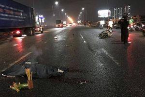 Truy tìm xe ô tô bỏ chạy khỏi hiện trường sau tai nạn chết người
