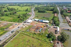 Giải ngân cho dự án cao tốc Trung Lương - Mỹ Thuận: Còn chờ đợi đến bao giờ?