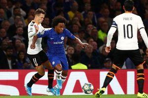 Kết quả C1 hôm nay (18/9): Chelsea gục ngã ngay trên sân nhà