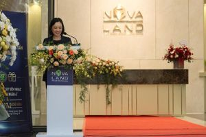 Novaland Real Estate Centre officially launched in Hanoi