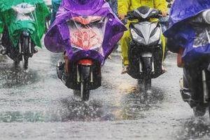 Bắc bộ đón gió mùa Đông bắc kèm mưa giông