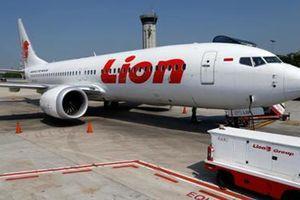 Indonesia định ngày công bố báo cáo cuối cùng vụ rơi máy bay Lion Air