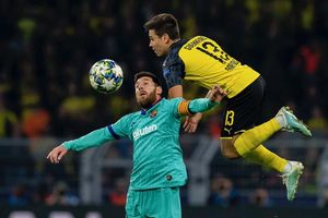 Vì sao Lionel Messi 'tàng hình' trong ngày Barca hòa may mắn Dortmund?