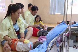 Chưa tìm được nguyên nhân gây ngộ độc gần 100 trẻ mầm non ở Phú Thọ