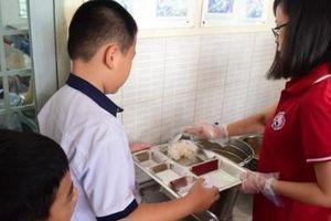 Dự án Bữa ăn học đường giúp Bạc Liêu cải thiện chất lượng trong công tác bán trú
