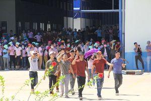 Công ty bị tố bữa cơm trưa có giòi ở Quảng Nam xin lỗi công nhân