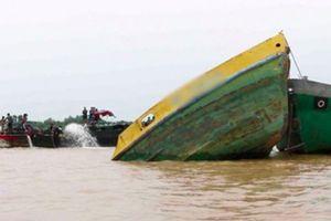 Chân vịt sà lan chém chết một người ở Đồng Nai