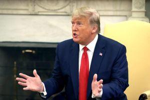 Ông Donald Trump 'dọa' gia tăng biện pháp trừng phạt đối với Iran