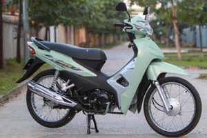 Công an quận Đống Đa tìm chủ sở hữu xe máy Honda Wave