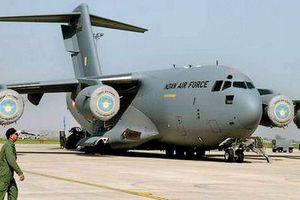 Ấn Độ xây dựng bãi đáp cho máy bay quân sự gần biên giới với Trung Quốc