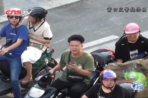 Trung Quốc dùng flycam 'bắc loa' nhắc nhở người vi phạm giao thông