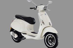 Vespa ra mắt Primavera và Sprint 50 cc - đẹp, giá cao và tốn xăng