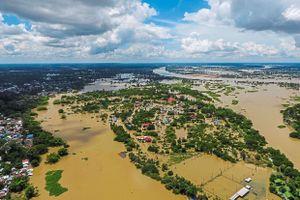 Thủ tướng gửi điện thăm hỏi tình hình mưa lũ tại Thái Lan