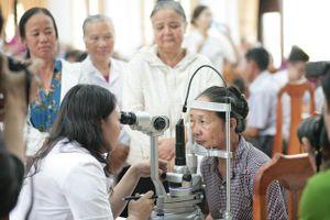 65% bệnh nhân bị mù hai mắt do bệnh lý glocom