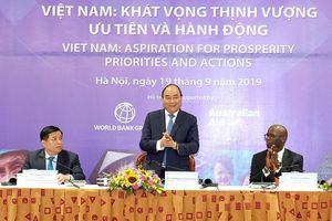 Thủ tướng phát biểu tại Diễn đàn Cải cách và Phát triển Việt Nam 2019 (VRDF 2019)