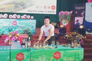 Khai mạc cuộc thi Tea Masters Cup Việt Nam năm 2019