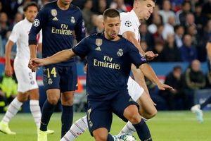 HLV Zidane bất ngờ với sự yếu kém ở hàng công Real Madrid