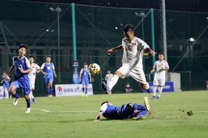 U16 Việt Nam thắng cách biệt 7-0 trước Mông Cổ
