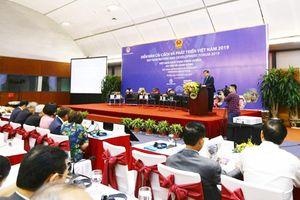 Khai mạc Diễn đàn Cải cách và Phát triển Việt Nam 2019: Hành động vì một Việt Nam thịnh vượng