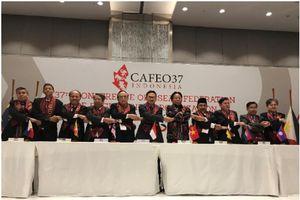 Vusta nhận cờ AFEO, chính thức đảm nhiệm vai trò Chủ tịch Liên đoàn Kỹ sư ASEAN năm 2020