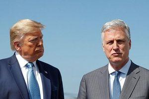 TT Trump đã chọn được cố vấn an ninh mới cho nước Mỹ