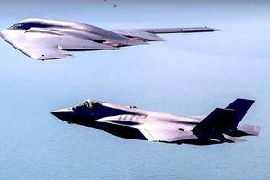 Máy bay chiến đấu đắt nhất thế giới thực hiện các cuộc tập trận gần biên giới Nga