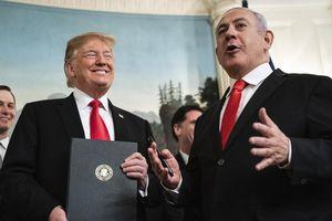 Hiệp ước phòng thủ Mỹ - Israel: Lợi bất cập hại