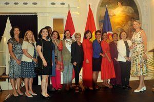 Long trọng kỷ niệm 74 năm Quốc khánh Việt Nam tại Thụy Sỹ