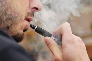 Hiểm họa khôn lường từ thuốc lá điện tử