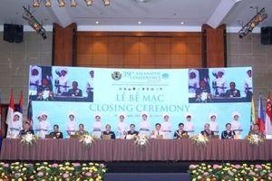 Bế mạc Hội nghị Tư lệnh Cảnh sát các nước Đông Nam Á - ASEANAPOL lần thứ 39