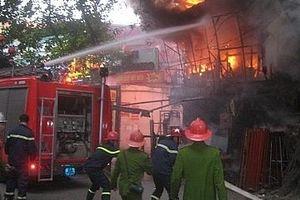 Khu dân cư phải bảo đảm điều kiện an toàn về phòng cháy chữa cháy