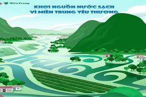 Huda 'Khơi nguồn nước sạch vì miền Trung yêu thương'