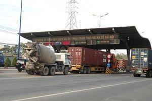 TPHCM sắp thu phí BOT trở lại trên xa lộ Hà Nội