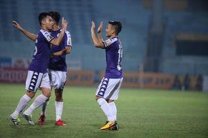 Hà Nội FC đăng quang V-League 2019 trước 2 vòng đấu