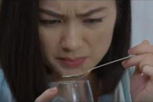 Hoa hồng trên ngực trái tập 14: San bị mẹ chồng hạ độc, Khuê làm nhân viên của Bảo